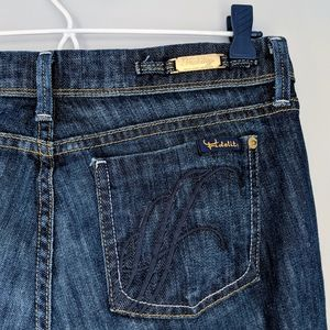 Fidelity Lotus Flare Jeans